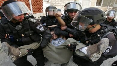 torture of Palestinians