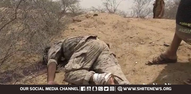 Saudi Soldiers killed