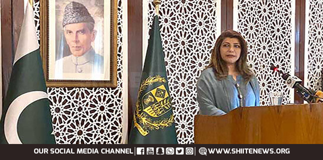 Pakistan thanks Iran for support