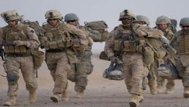 American bases