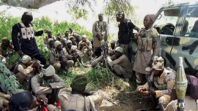 Boko Haram killed hostages