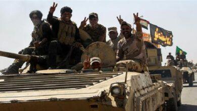 Hashd al-Sha'abi repels attack