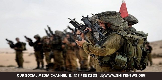 IOF Sends Reinforcements
