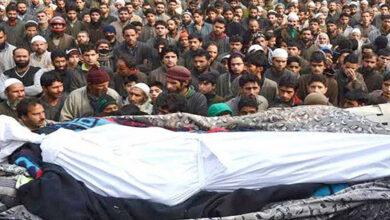Four more Kashmiris killed