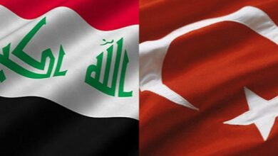 Iraq Turkey