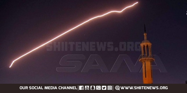 Israeli Aggression on Damascus