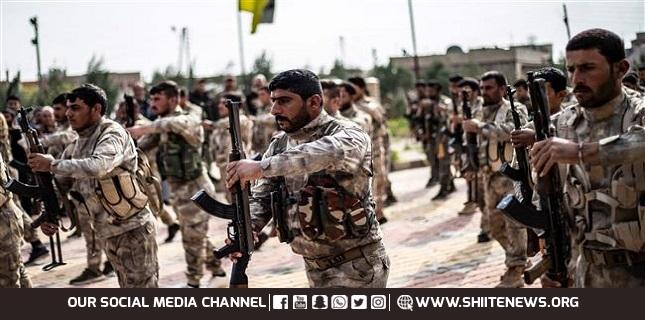 Kurdish-led militants