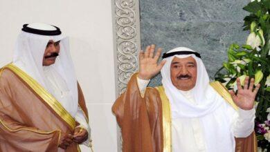 Kuwaiti crown prince