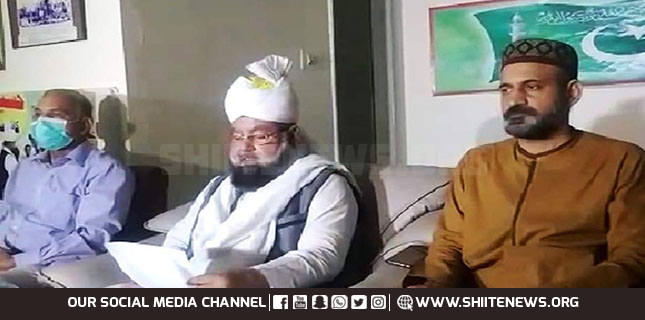 Sunni party JUP also rejects Tahaffuz-e-Bunyad-e-Islam Act Punjab