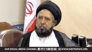 Allama Qazi Niaz asks govt to unmask