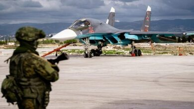 Russia's air defenses