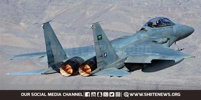Saudi fighter jets