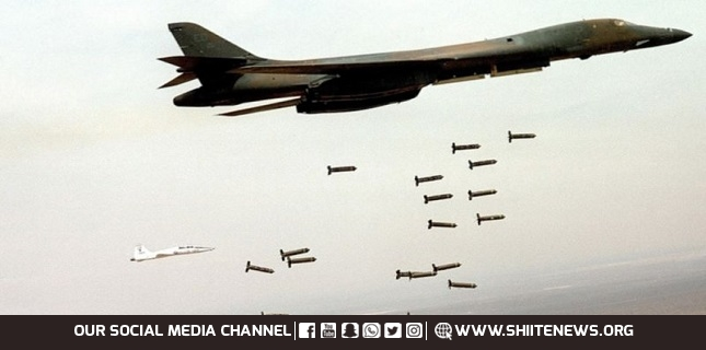 cluster bombs on Yemen