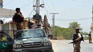 Pakistan Army kills two terrorists