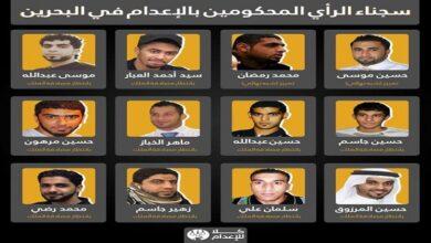 Shia prisoners in Bahrain