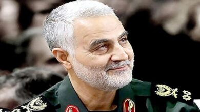 Soleimani's assassination