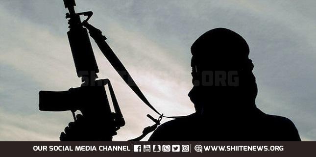 Takfiri Daesh terrorists