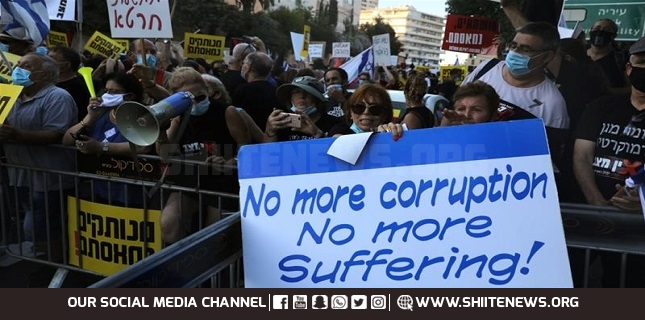 Thousands of Israelis protesters