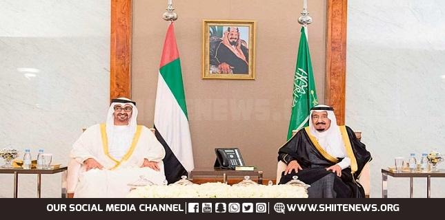 UAE, Saudi Arabia