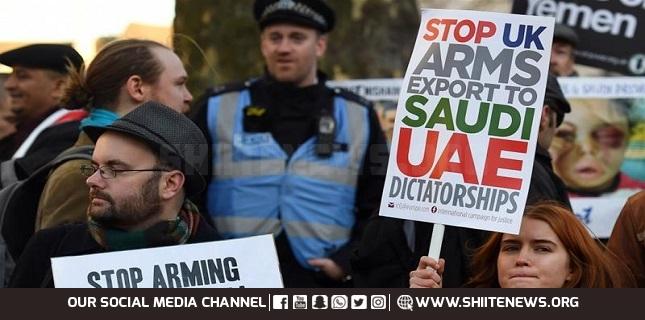 UK arms sales to Saudi Arabia