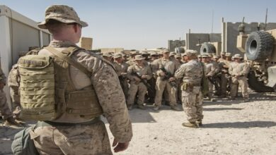 US International Coalition Forces