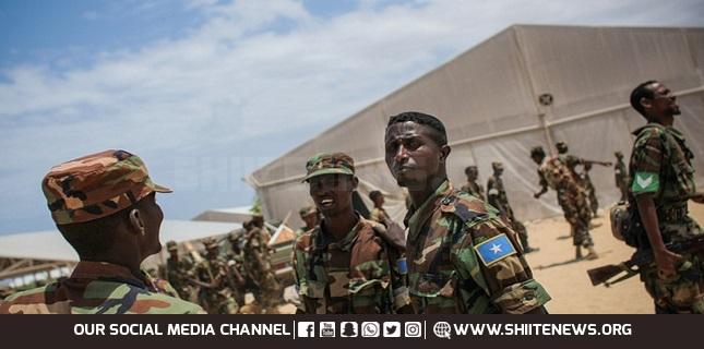al-Shabaab militants