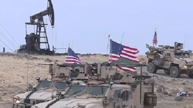 oil from Syria