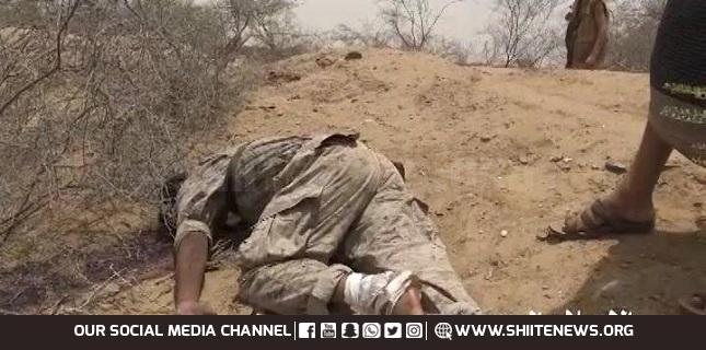 Saudi Soldiers killed