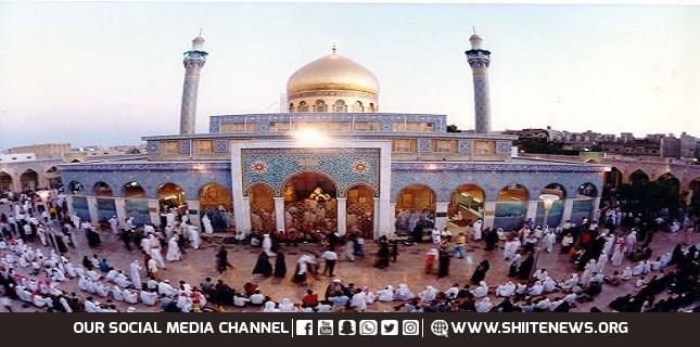 Holy Shrine of Lady Zaynab