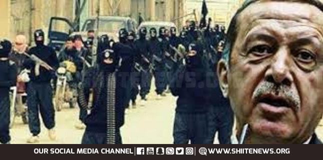 Turkish mercenaries to Libya