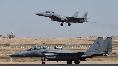 27 Saudi airstrikes