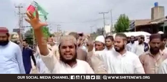 A view on outlawed Sipah Sahaba rally on Hazrat Usman anniversary