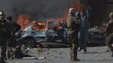 Afghanistan recent unrest
