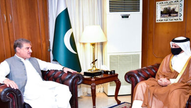 Islamabad witnesses Qatari and Saudi ambassadors show of power