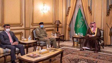 Pakistan Army Chief meets Saudi Deputy Defence Minister