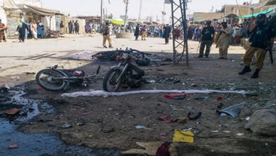 Chaman blast death toll rises to five