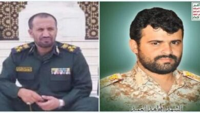 Commanders of Ansarullah martyred