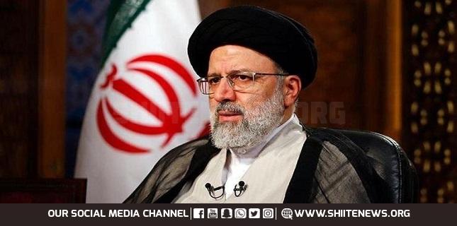 Iran's Judiciary Chief Ebrahim Raeisi