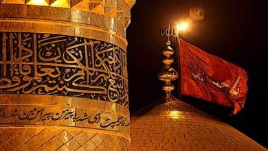 Forty Hadiths in Praise of Imam Hussain