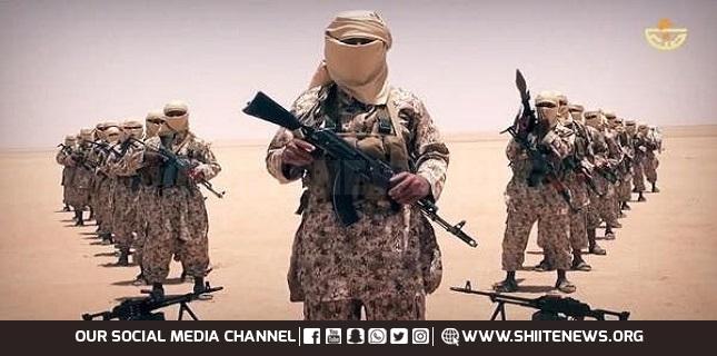 ISIS in al-Baidha