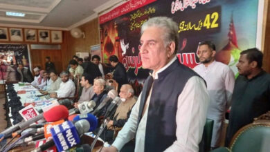 Annual conference on Imam Hussain held in Multan