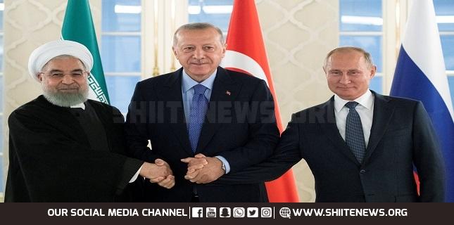 Iran Russia Turkey