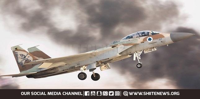 Israeli fighter jets