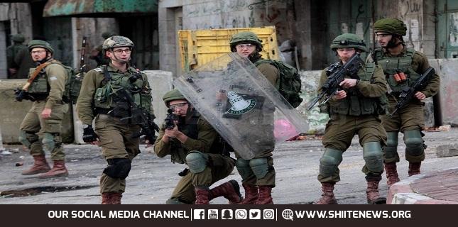 Israeli soldiers kills Palestinian