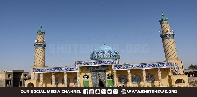Malik al-Ashtar shrine in Iraq