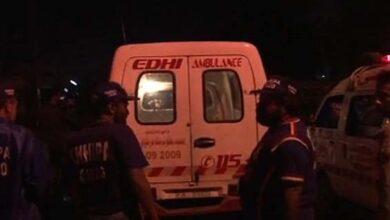 Terrorists shot dead police officer