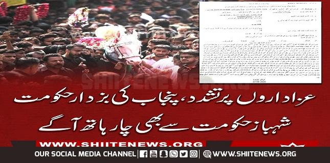 Punjab Joharabad City police kidnap and torture Shia mourners