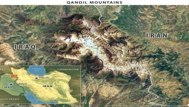 Qandil mountain