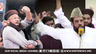 Qari Zawar Bahadur arrested in Lahore