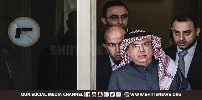 Qatari envoy
